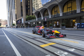 Daniel Ricciardo, Red Bull Racing in San Francisco