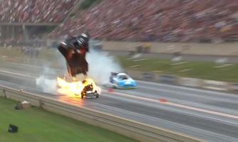 Взрыв машины Круза Педрегона