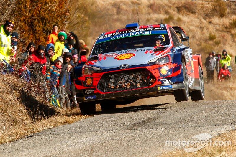 Себастьян Льоб, Даніель Еленаa, Hyundai Motorsport Hyundai i20 Coupe WRC