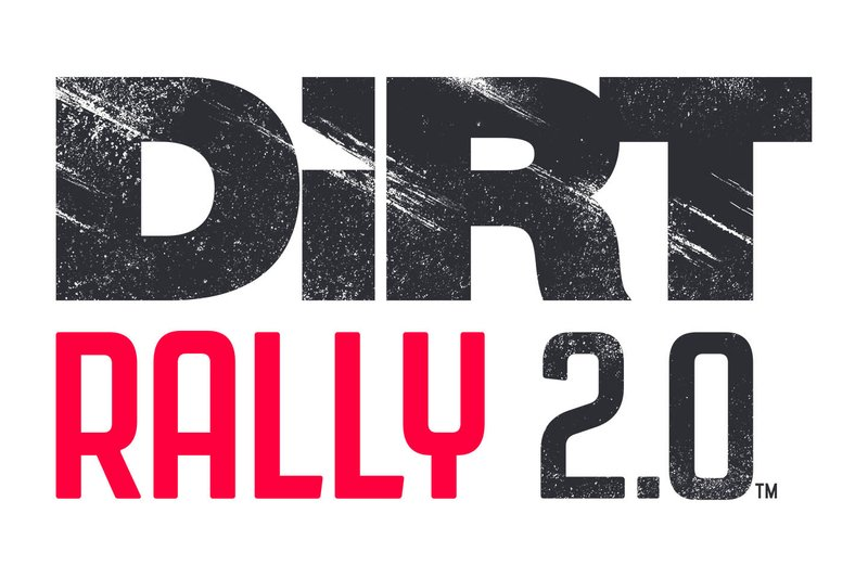 Le logo de DiRT Rally 2