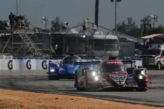 #1 Rebellion Racing Rebellion R-13 - Gibson: Neel Jani, Mathias Beche, Bruno Senna