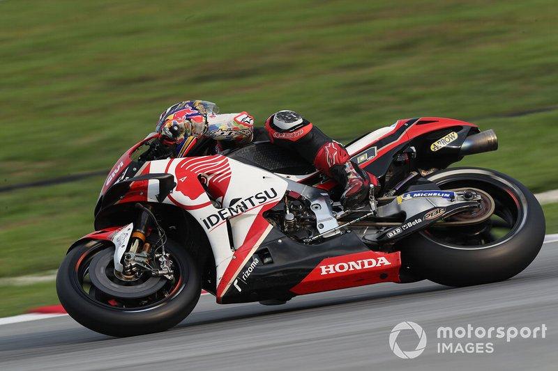 Такаакі Накагамі, Team LCR Honda