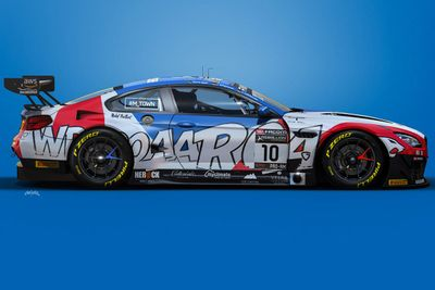 Boutsen Ginion Racing livery