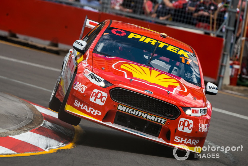 Скотт Маклафлин, DJR Team Penske, Ford FG X Falcon
