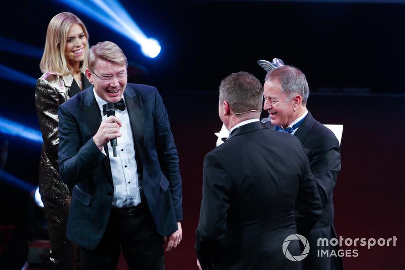 Premio Gregor Grant: Mika Hakkinen