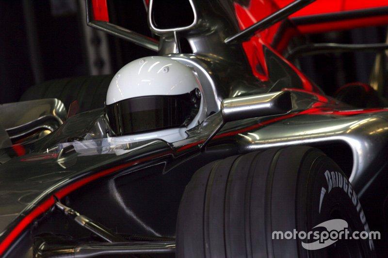Fernando Alonso, McLaren Mercedes MP4/21