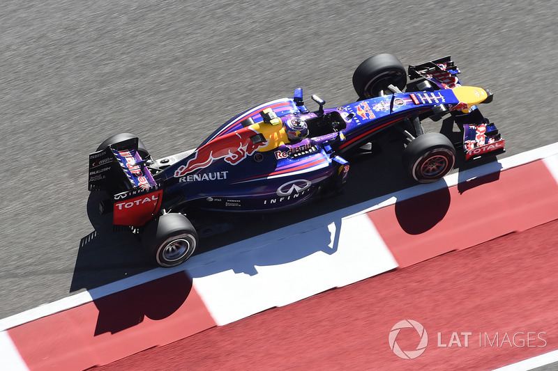 2014: Red-Bull-Renault RB10