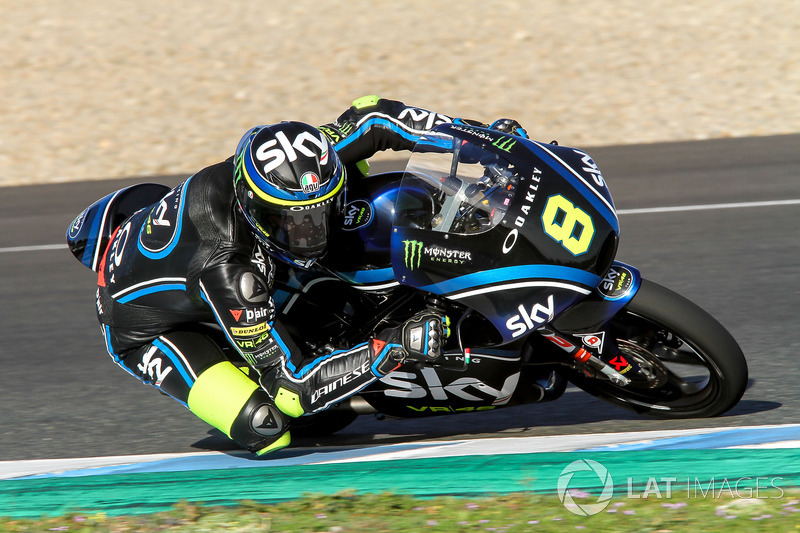 Nicolò Bulega, Sky Racing Team VR46