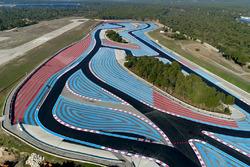 Le Circuit Paul Ricard du Castellet après les travaux de la piste