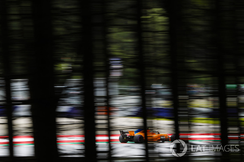 F1 2018 - Osztrák Nagydíj - FP1