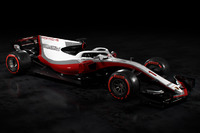 Designstudie: Formel-1-Auto von Porsche
