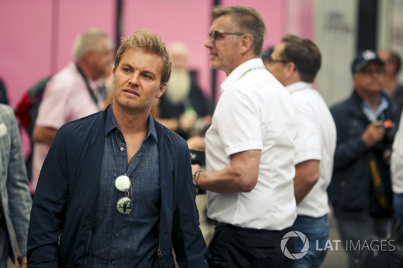 """Nico Rosberg: """"Um grande erro, incrível! Ele [Vettel] estragou tudo."""""""