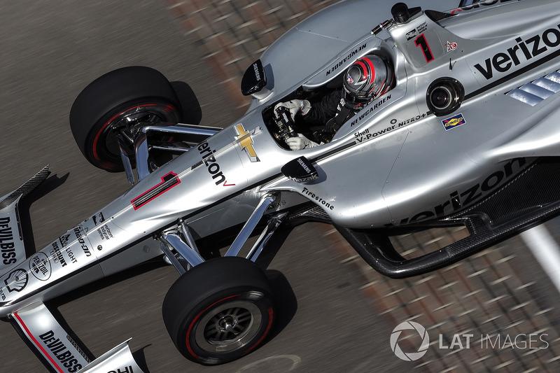 4: Josef Newgarden, Team Penske Chevrolet, 228.405