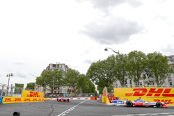 Nick Heidfeld, Mahindra Racing, Jérôme d'Ambrosio, Dragon Racing