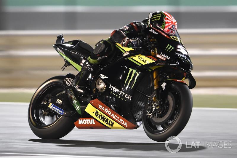1. Johann Zarco, Monster Yamaha Tech 3