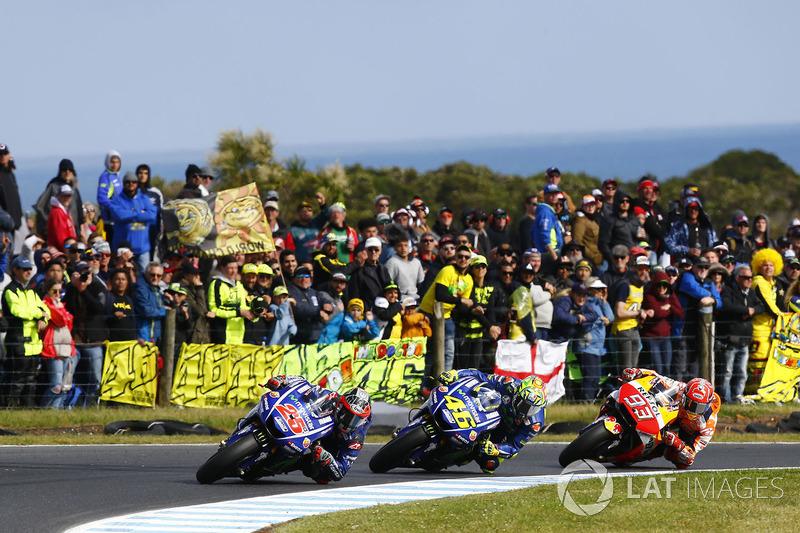 Маверік Віньялес, Yamaha Factory Racing, Валентино Россі, Yamaha Factory Racing