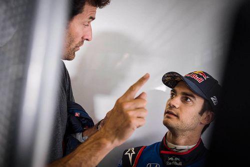 Pedrosa e Cairoli in pista con la Toro Rosso