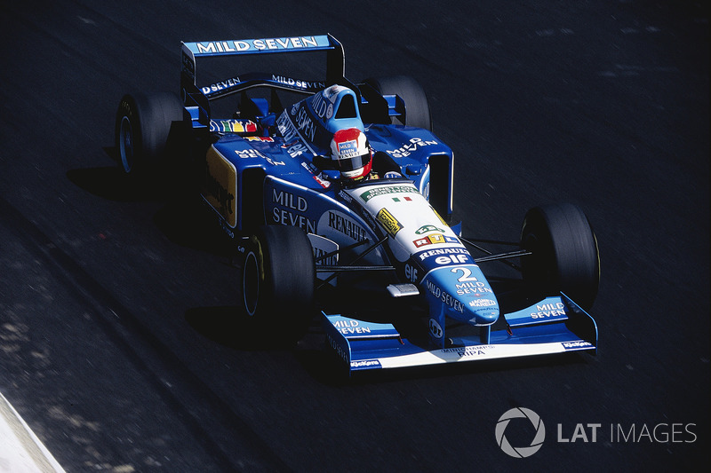 Johnny Herbert, Benetton B195