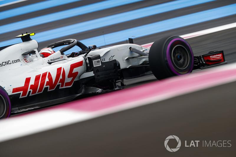 8. Gran Premio de Francia: drama para Sainz en las últimas vueltas y victoria de Magnussen