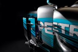Аэродинамические элементы Mercedes AMG F1 W08