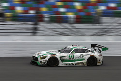 #33 Riley Motorsports Mercedes AMG GT3: Йерун Блекемолен, Бен Кітінг, Адам Хрістодулу, Лука Штольц