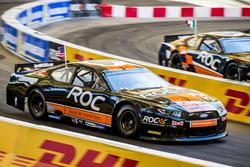 Ryan Hunter-Reay driving the Whelen NASCAR