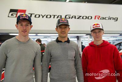 Объявление Toyota Gazoo Racing WRT