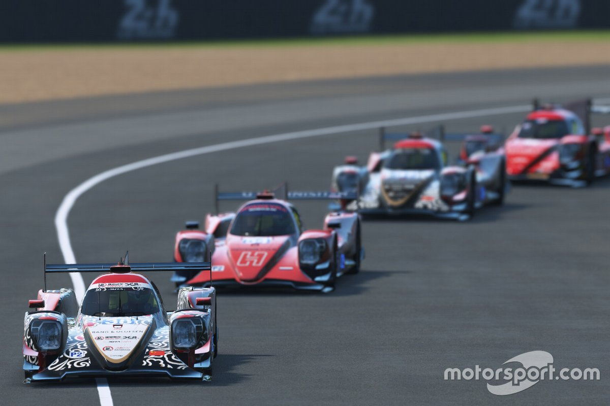 Virtual Le Mans teaser
