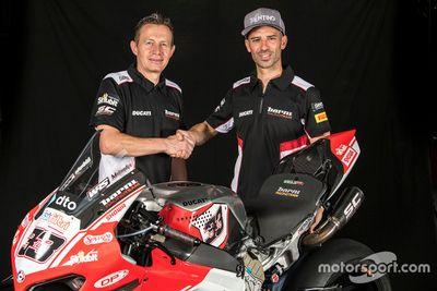 Anuncio Barni Racing Team