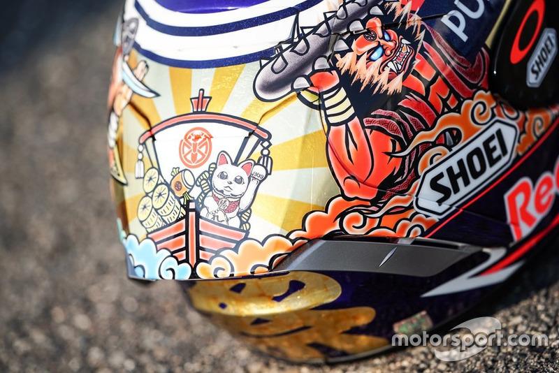 GP du Japon - Marc Márquez