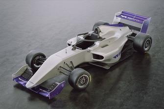 Tatuus T-318 для W Series