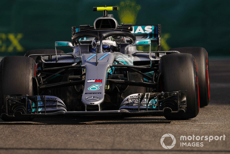 Валттері Боттас, Mercedes AMG F1 W09 EQ Power+