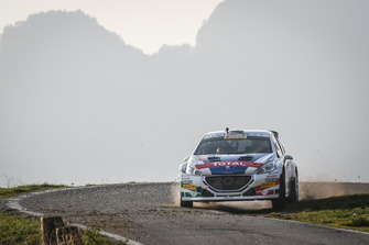 Paolo Andreucci, Anna Andreussi, Peugeot 2018 T16