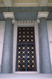 Familiengruft von Ferrari