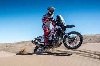 Oriol Mena, Hero Motosports Team Rally