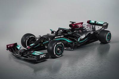 Mercedes W12 - Prezentacja