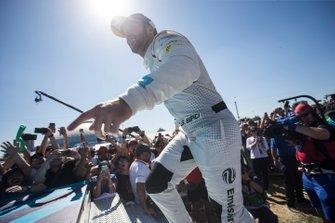Ganador, Sam Bird, Envision Virgin Racing