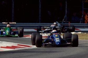Nicola Larini, Modena Team