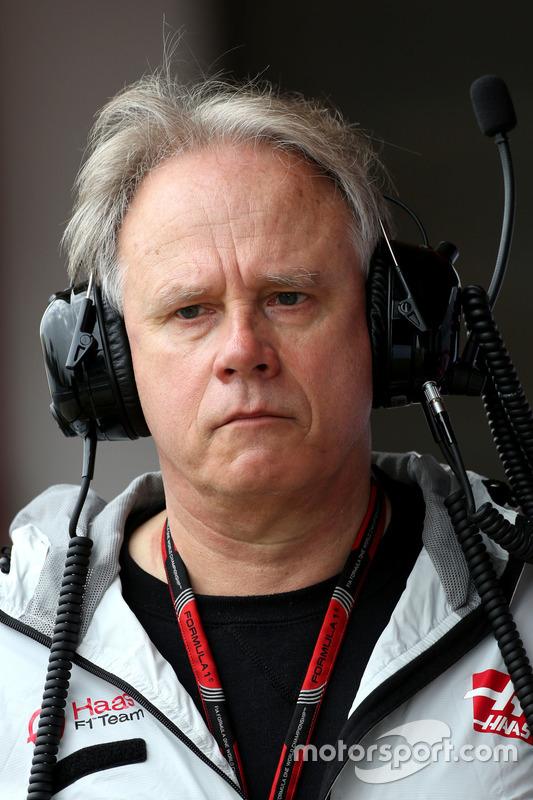 Gene Haas, Haas Automotion Präsident