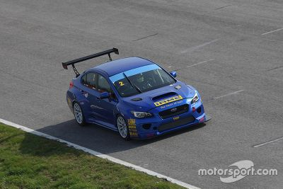 Subaru Cremona testing