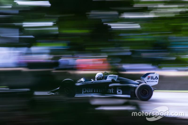 Brabham BT52B - Riccardo Patrese