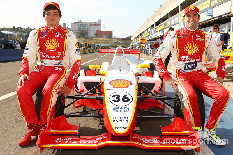 Thiago Vivacqua e Ricardo Zonta