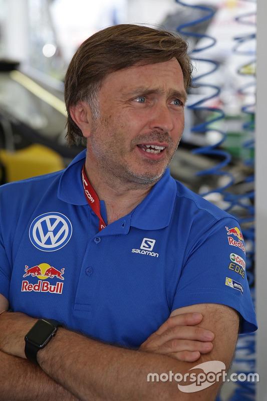 Jost Capito, Volkswagen Motorsport Direktor
