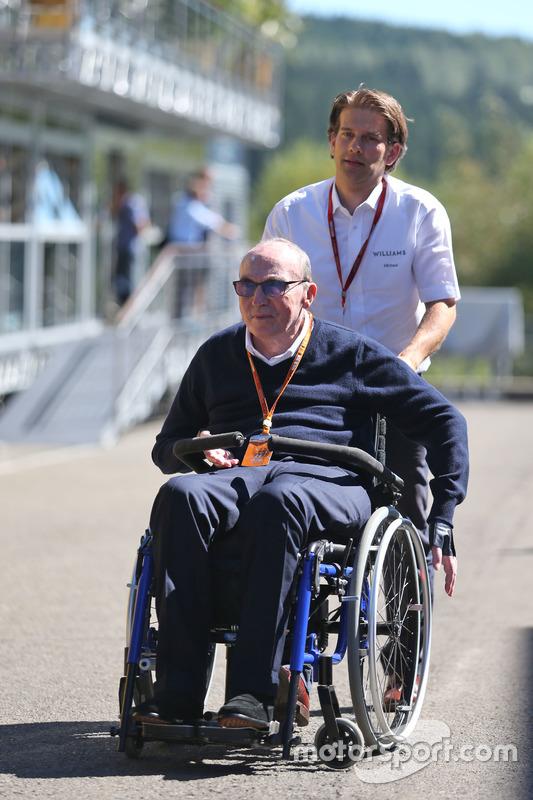 Frank Williams, Proprietario del Team Williams