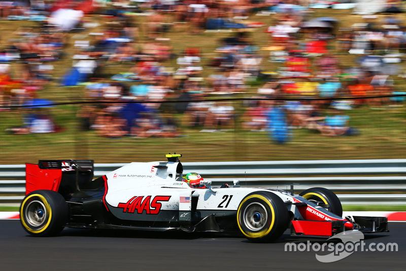 Haas: 0 очков