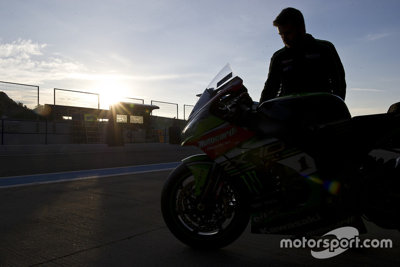 Motorrad von Jonathan Rea, Kawasaki Racing