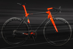 La bici Orange1 by Colnago dedicata alla 24 Ore di Spa