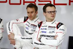 Porsche Team: Timo Bernhard, Marc Lieb