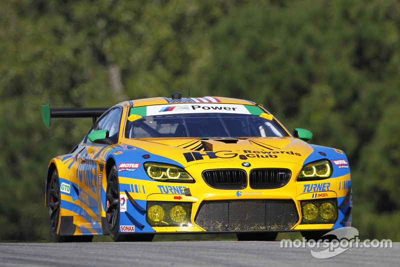 #96 Turner Motorsport, BMW M6 GT3: Bret Curtis, Jens Klingmann, Ashley Freiberg
