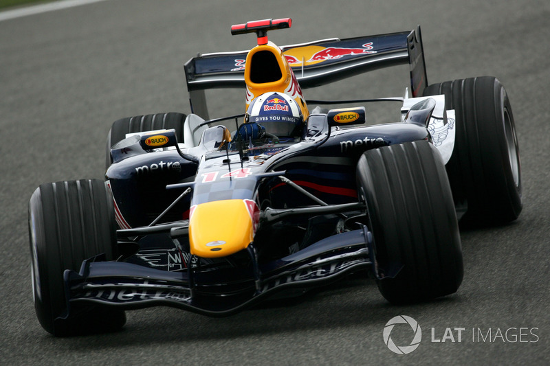 2006: Red Bull-Ferrari RB2